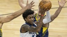 Wolves rookie Jaden McDaniels relishes chance to share NBA court with brother
