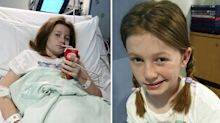 Mother reveals shock after healthy 10-year-old daughter suffers stroke