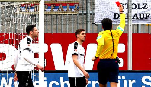 2. Liga: St. Pauli kann lange Überzahl nicht nutzen