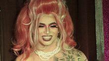 De drag queen, Whindersson Nunes faz show em boate gay nos EUA
