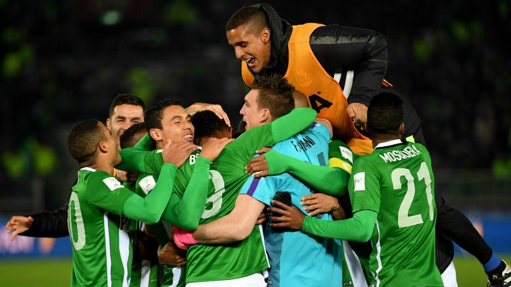 Atlético Nacional logró la remontada y venció a Deportivo Pasto
