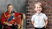 查理斯王子把樹木送給喬治小王子作禮物?聽過解釋後才發現意義重大!