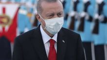 Turkey's Erdogan Vows Action Over Charlie Hebdo Toon That Showed Him Looking up a Woman's Skirt