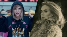 Taylor Swift's 'Look What You Made Me Do' Video Shatters Streaming Records, Dwarfs Adele's 'Hello'