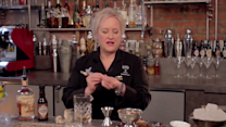 Grand Salted Caramel Old Fashioned Cocktail - Kathy Casey's Liquid Kitchen® - Small Screen