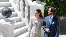 Another Royal Wedding! Monaco's Charlotte Casiraghi is married - see the official photo