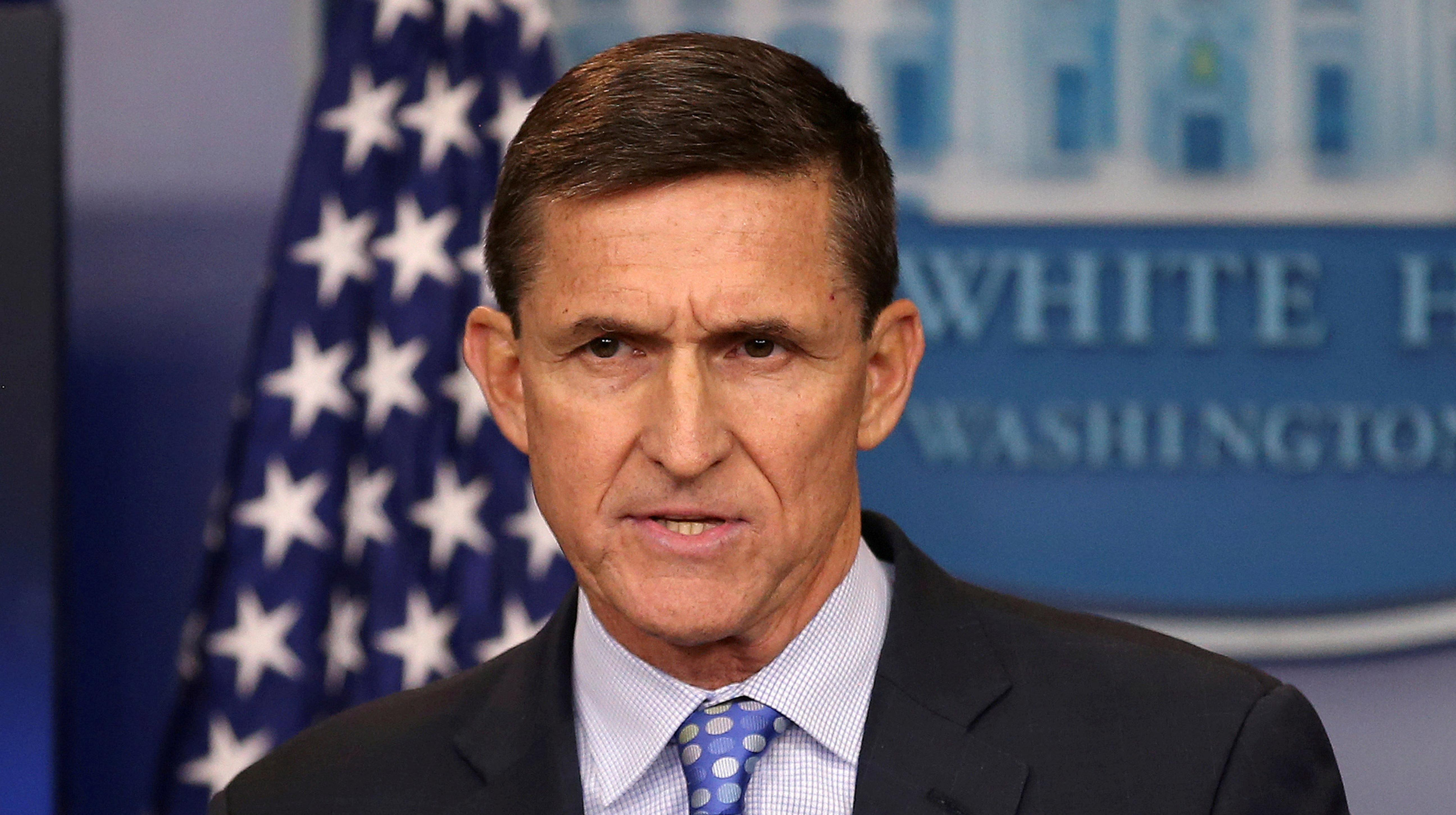 In White House, Flynn Pitched Nuclear Plan From Company He'd Advised: Reports