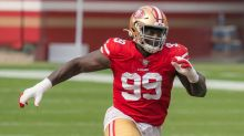 49ers' Javon Kinlaw tied for most QB pressures among all NFL rookies