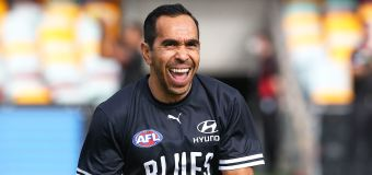 'Selfless act' from Eddie Betts praised by club