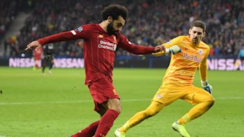 Salah's jaw-dropping goal ousts Salzburg