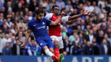 Arsenal's Welbeck to be out for three weeks with groin injury