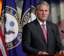 Kevin McCarthy pleads with Republican lawmakers to 'cut this crap out'