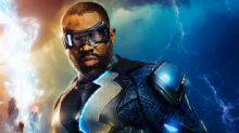 First Look: Black Lightning Suits Up