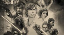 Star Wars Celebration poster brings whole saga together