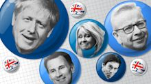 Tory Leadership Candidates: Who's Who In The Contest To Be Prime Minister
