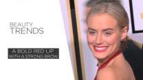 The Breakdown: A Bold Red Lip