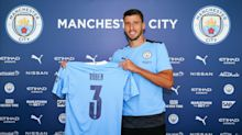 Ruben Dias: Man City's brand of football suits my game
