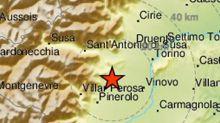 Terremoto in provincia di Torino, scossa di 3,4 gradi in Val Sangone