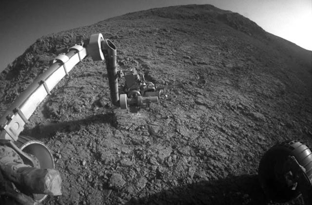 NASA's Opportunity rover celebrates 12th anniversary on Mars