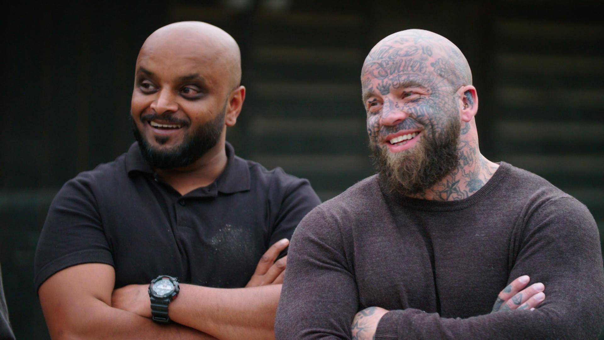 'The Chop' is axed after tattoo controversy