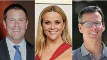 Why Kevin Mayer and Tom Staggs Think Reese Witherspoon's Hello Sunshine Is Worth $900 Million