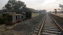 Himalayan nation Nepal gets first modern train tracks