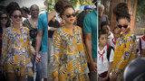 Beyoncé Nails the Island-Style Look in Cuba