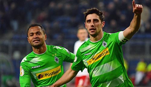 Bundesliga: Gladbach bangt Stindl und Raffael