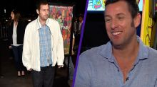Adam Sandler Dishes on His Iconic Red Carpet Style