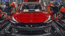走進特斯拉工廠:全設備加速生產Model 3