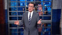 Colbert Mockingly Defends Trump In The Most Backhanded Way Possible