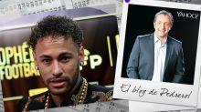 OPINIÓN: Josep Pedrerol: Un paso más de Neymar
