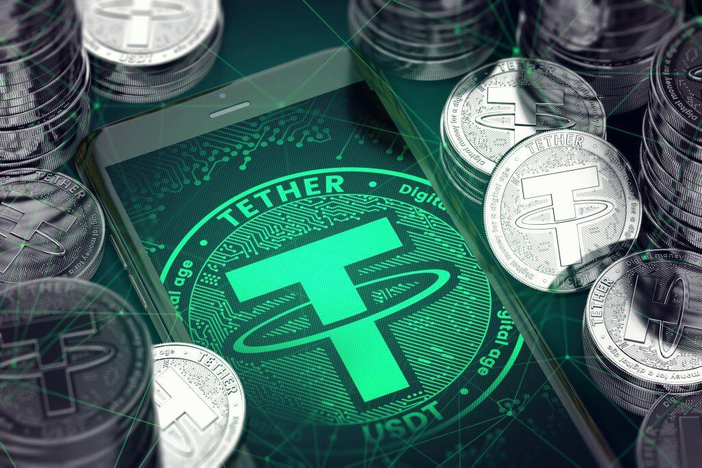 Tether use being ramped up on DeFi platform Aave