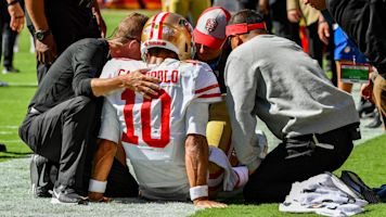 Niners' future suddenly looks a lot murkier