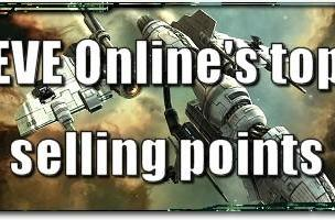 EVE Evolved: EVE Online's top selling points