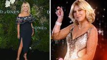 Kerri-Anne Kennerley talks stripping down on TV