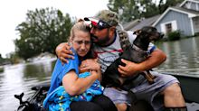 #4 of 10 Most Popular News Galleries of 2017: Hurricane Harvey lashes Texas
