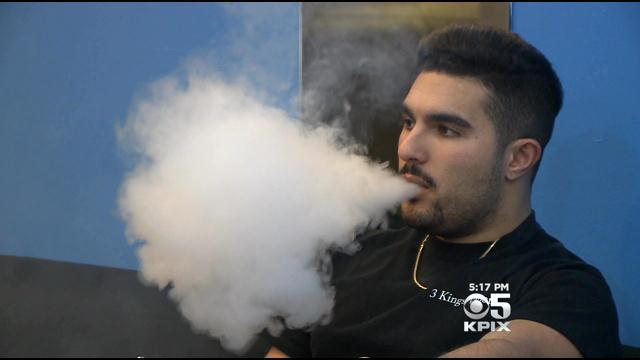 ConsumerWatch: UCSF Study Raises Questions About E-Cigarettes