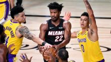 One big Lakers win: Five takeaways from Game 1 rout of Heat