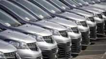 New car sales in the UK fall by 44% in March