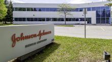 Stocks - J&J Tumbles Premarket; American Outdoor Brands, Exxon Mobil Rise