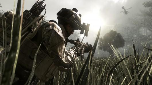 Call of Duty: Ghosts scares off Lego Marvel Super Heroes in UK charts
