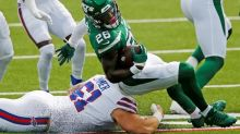Jets place RB Bell on IR with hamstring injury