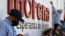 Estarán en la encuesta final de Morena: Yeidckol, Delgado y Muñoz Ledo; quedan fuera Attolini y Gibrán