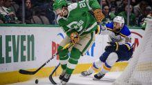 Stars-Blues stream: NHL Return to Play round-robin game