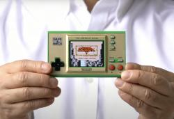 An adorable Zelda-themed Game & Watch comes out November 12th