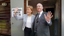 Sturgeon's husband claims he never asked what crunch meeting with Salmond at their home was about