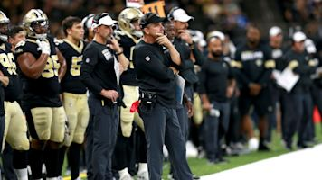 Saints create 'sequester' for camp amid pandemic