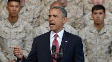"""Obama adresse ses """"meilleurs voeux"""" de rétablissement à Trump au-delà du """"combat politique"""" en cours"""