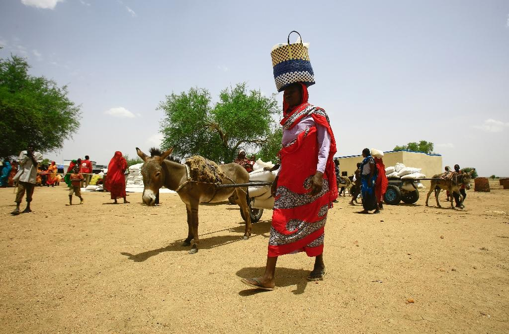 The UN plans more reduction of its joint peacekeeping mission with the African Union in Sudan's Darfur region